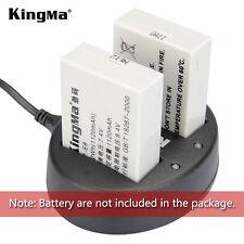 LP-E8 LP E8 Battery Dual Charger For Canon EOS 550D, 600D 650D 700D T3i T4i T5i