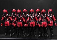 LOT 8 Star Wars CARNOR JAX Crimson Empire Royal Guard 30th Anniversary Figure