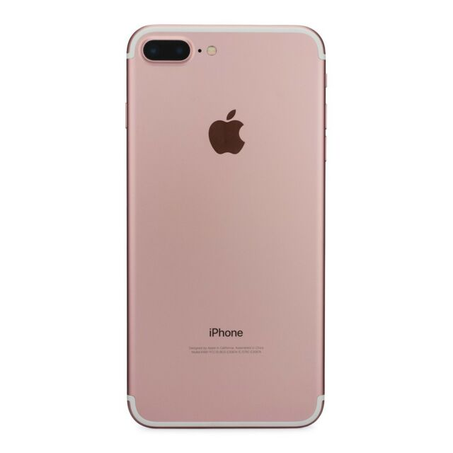 apple iphone 7 plus 128gb rose gold t mobile a1784 gsm ebay