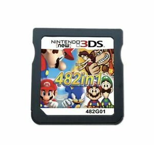 482-In-1-Video-Game-Cartridge-Console-Card-For-Nintendo-NDS-NDSL-2DS-3DS-NDSI
