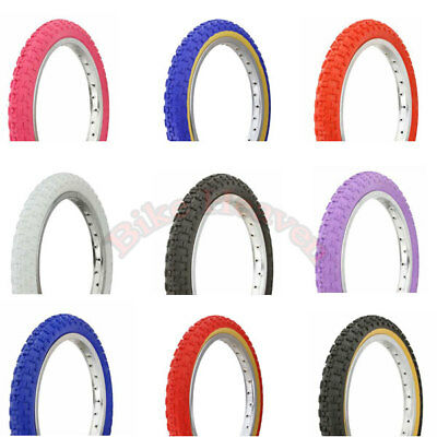 One Bicycle Tire Duro 16 x 2.125 Purple