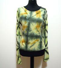 CUSTO BARCELLONA Maglia Donna Cotone Cotton Woman T-Shirt Sz.S - 42