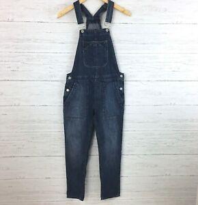 Gap-Women-039-s-Denim-Overalls-Jean-Bib-Overalls-Denim-Jumper-size-XXS