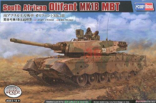 Hobbyboss 1/35 83897 South African MBT Olifant MK1B