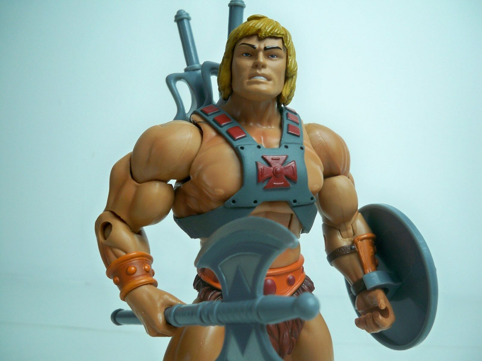 00015 he-Man Classics Figura Original Motu 100% Completo