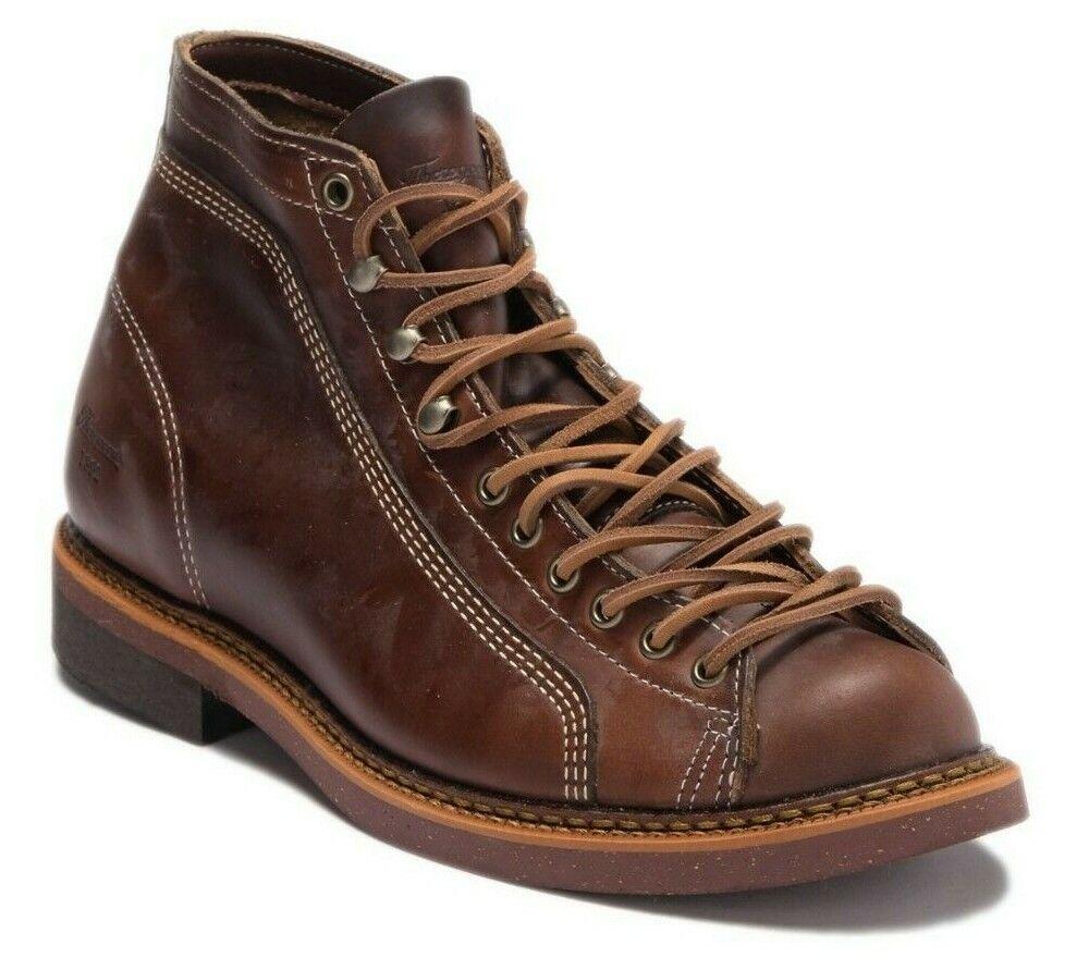 Thorogood, 1892 roofer Portage chromaexcel marrón, botas de cuero 814 - 4522