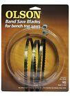 Olson 57259 Band Saw Blade 59-1/2
