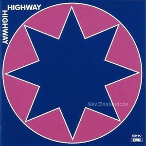 Highway-self-titled-1971-cd-New-Zealand-Prog-Psych-Classic-new