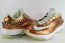 522bbc3b9329 item 1 Nike KD Kevin Durant VII 7 Elite Limited EYBL Metallic Copper Bronze  White 10.5 -Nike KD Kevin Durant VII 7 Elite Limited EYBL Metallic Copper  Bronze ...