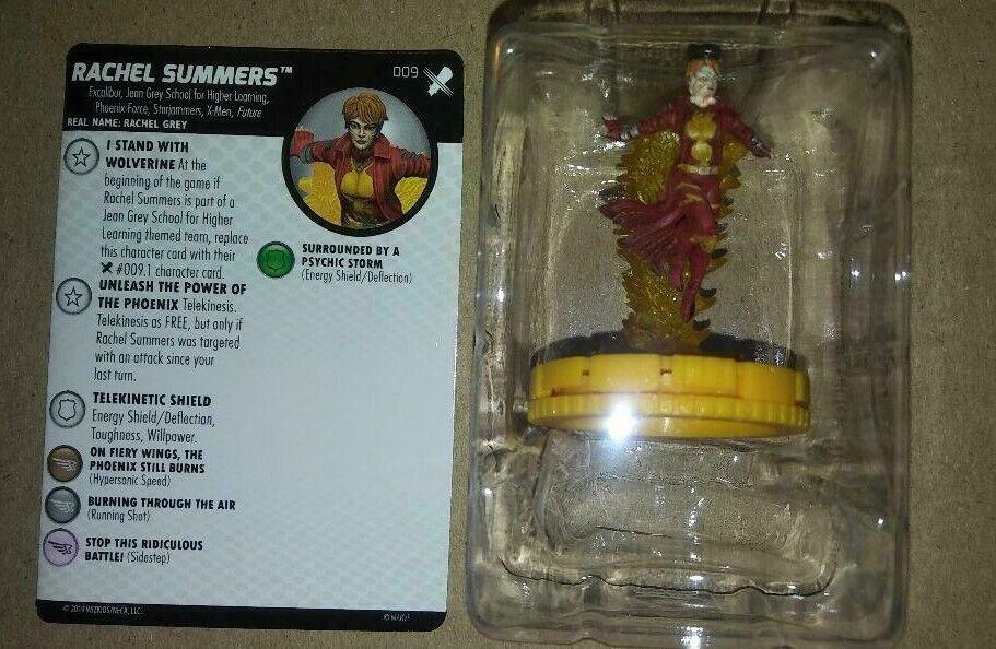 Heroclix X-men Regenesis Rachel Summers  009