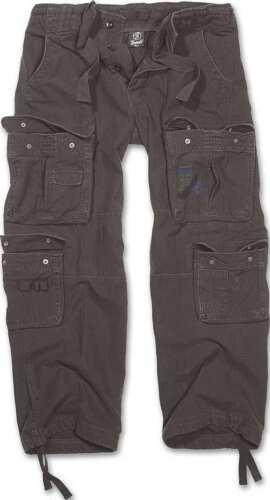 BRANDIT Herren Cargo Hose 1003 Pure Vintage Trouser Army Trekking Outdoor NEU 10