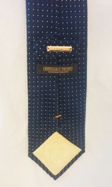 "DONALD J. TRUMP Signature Collection Silk Tie - 58"" x 3.5"""