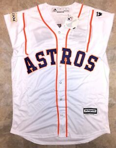 new product f3006 dd165 Details about New With Tags Jose Altuve Houston Astros White Jersey, 40 44  48 52