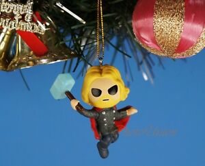 decoration xmas ornament tree home decor marvel superhero avengers