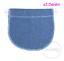 Maternity-Waist-Extender-Bundle-Set-Trousers-Pregnant-Pregnancy-Jeans-Waistband thumbnail 14