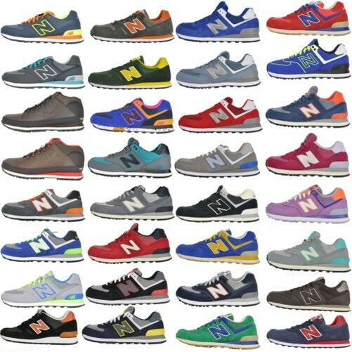 New Balance ML574 WL574 M576 H754 M373 TRAINERS LIFESTYLE RUNNING SHOES