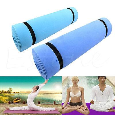 New Eco-friendly Dampproof Sleeping Mattress Mat Exercise EVA Foam Yoga Pad
