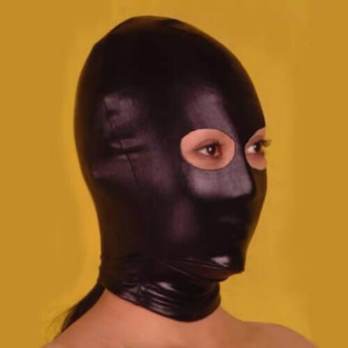 UK BASED FAST POST SUPER SPRINGY HOODS LATEX SPANDEX WITH 5 OPTIONS OF HOODS