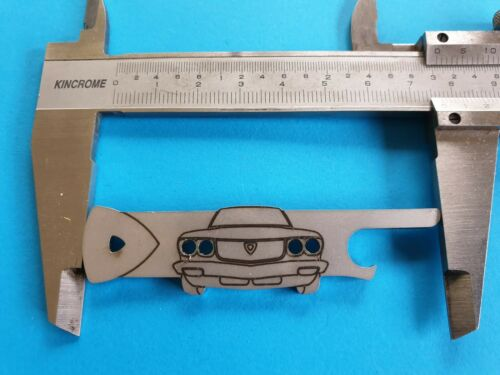 Mazda RX3 Rotary Stainless Steel Bottle Opener Small 20B 13B 12A 10A