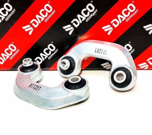 2x D/'origine Daco Couplage Tige barre stabilité avant audi a4 b6 b7 Seat Exeo 3r