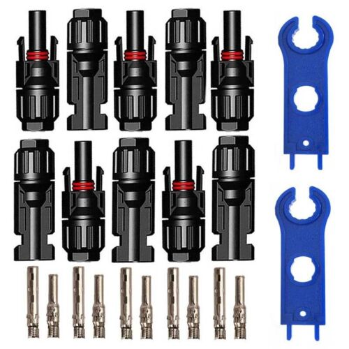 Set Fuse Connector 1000V Parallel Supplies Accessories Home Electrical