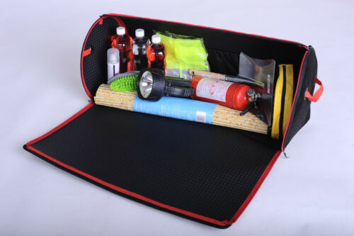 CarBox Cargo Trunk Organizer 42L Boot Cargo Storage Folded Bag fit all Bmw model