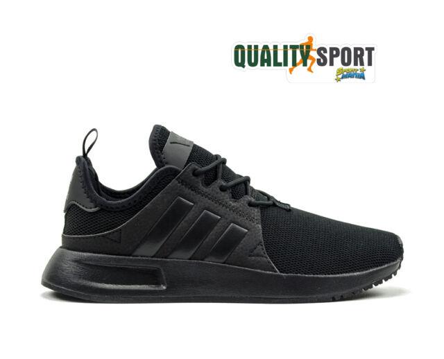Adidas X PLR Nero Bambino Scarpe Sportive Sneakers BY9886