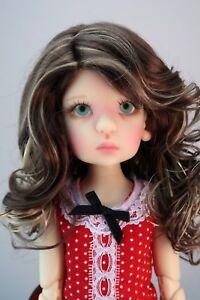 Monique ZSA ZSA Wig Reddish Brown Size 8-9 shown on Mei Mei by Kaye Wiggs