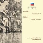Monteux Dvorak Symphony No 7 Elgar Enigma Variations CD