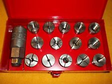 NICE VINTAGE SNAP-ON TOOLS CG-500 STUD REMOVAL & RESETTER SET 1/4 to 5/8