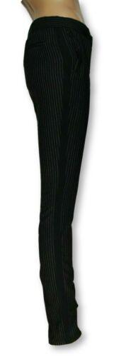 e in righe con Eu lavoro sottili cotone Pantaloni libero Noble gr 34 tempo per Joseph EqSzw
