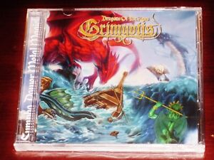 Grimgotts-Dragons-Of-The-Ages-CD-2019-Stormspell-Records-USA-SSR-DL246-NEW