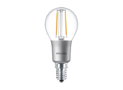 Philips Classic LED Lámpara de araña en Forma gota E14 3W claro 58111700