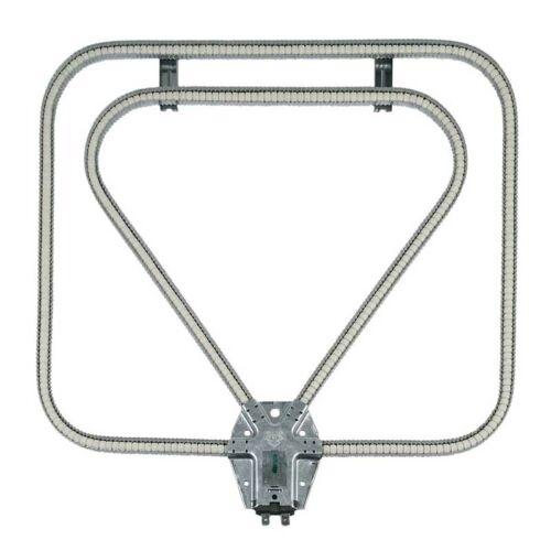 Küppersbusch 181707 elemento riscaldante scanalature TUBO RISCALDATORE 1200w 230v PER FORNELLO