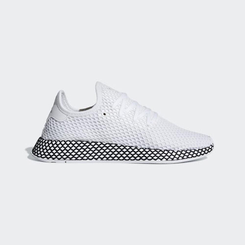 Adidas Originals DEERUPT B41767 Nube blancoo Core Negro Hombre Zapatos Tenis