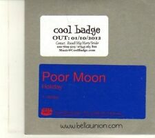 (DR708) Poor Moon, Holiday - 2012 DJ CD