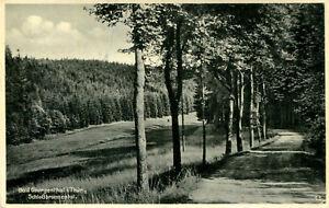 AK-Bad-Georgenthal-1940-Schlossbrunnental-Tabarz-Friedrichroda-Gotha-Ohrdruf