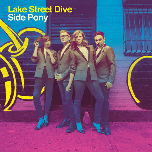 Lake Street Dive - Side Pony [New Vinyl]