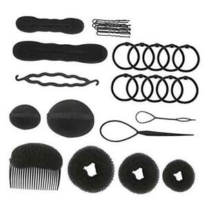 Hair Styling Set, Hair Design Styling Tools Accessories DIY Hair Accessories