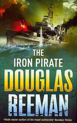 The Iron Pirate, Reeman, Douglas, Good Book