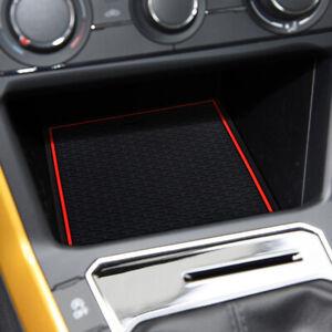 12-Stueck-Interieur-Gummimatten-Antirutsch-Matten-fuer-VW-Polo-AW-MK6-ab-bj-2018