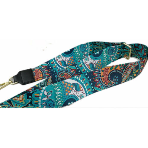 Replacement Shoulder Bag Strap Adjustable Colorful Handbag Belt Rivets Accessory