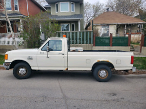 1991 Ford F 150