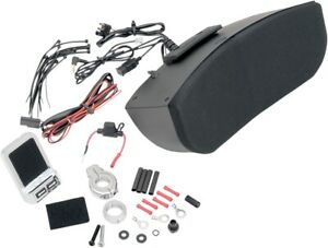 HOGTUNES-SPEAKER-SYSTEM-KIT-FOR-MEMPHIS-SHADES-HARLEY-BATWING-FAIRING-MSA-1