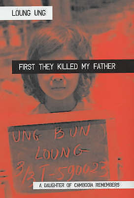 First They Killed My Father-ExLibrary