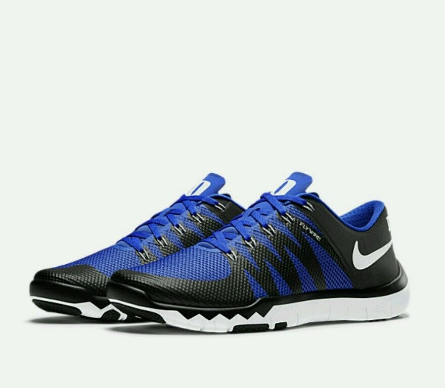 Nike Free Trainer V6 5.0 Duke bluee Devils 723939-041 Size 6-15 Cameron Crazies