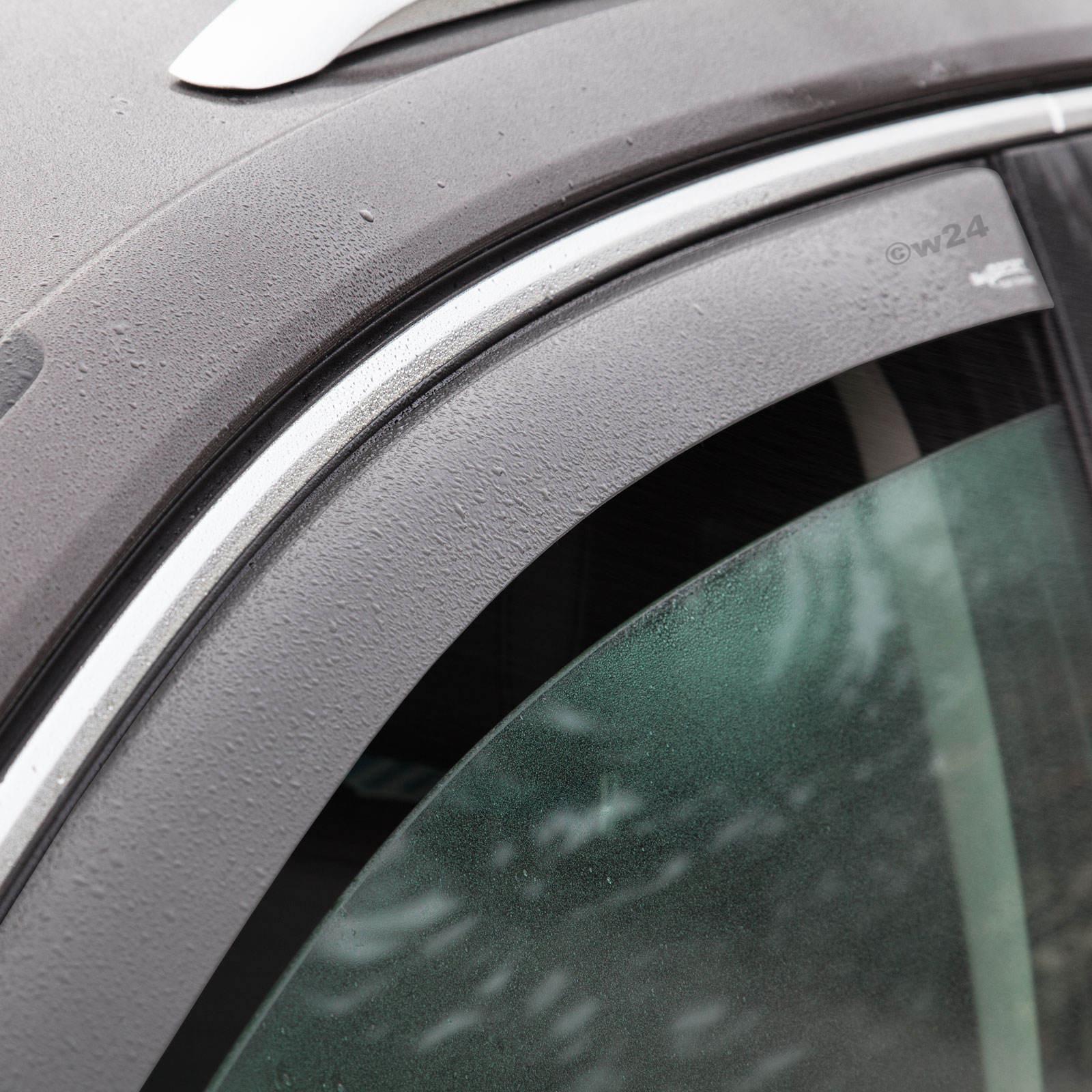 Climair Windabweiser BMW Mini Typ Typ Typ UKL-L F56 ab 2014- mit ABE Rauchgrau Regenabwe cf5cf0
