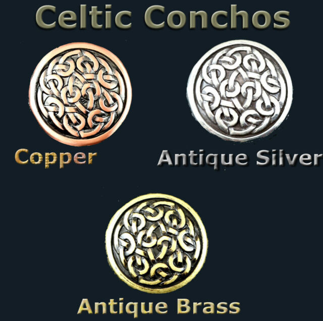 Rhinestone Crystal Conchos with Screws Rhinestone Conchos 1 PCS Color 11