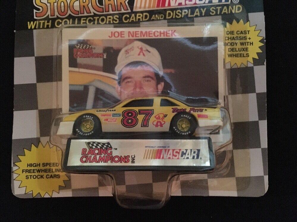 Racing Champions Joe Nemechek Texas Pete Pete Pete Car RARE   e9c9e5