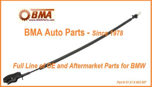 Loquet de Porte Câble pour BMW X5 E53 avant Gauche ou Droit 51218403057